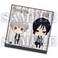 Hand Towel - K (K Project) / Kuro & Shiro