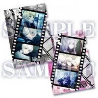 Plastic Folder - K (K Project) / Neko & Shiro