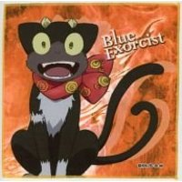Hand Towel - Blue Exorcist / Kuro