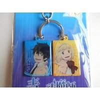 Key Chain - Blue Exorcist / Rin & Shiemi
