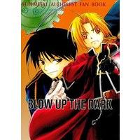 Doujinshi - Fullmetal Alchemist / Roy Mustang x Edward Elric (BLOW UP THE DARK) / Special-CAT
