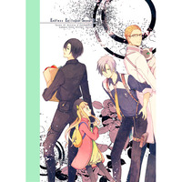 Doujinshi - Tales of Xillia2 / Elle & Victor & Julius & Ludger (Endless Epilogue Sequel) / Rajisuta