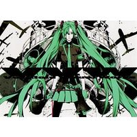 Doujinshi - VOCALOID / Hatsune Miku (【CD付き】VVW vocaloid visual works) / m.m.m