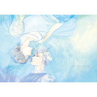 Doujinshi - Final Fantasy VII / Cloud Strife x Butz (butterfly swimmer) / TKTB