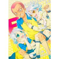 Doujinshi - Inazuma Eleven Series (Electric Hearts) / enban_ufo
