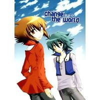 Doujinshi - Yu-Gi-Oh! GX / Johan x Judai (change the world) / KPKP