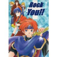 Doujinshi - Fire Emblem : The Binding Blade / All Characters (Fire Emblem Series) (Rock You!!) / Hashiba Sisters