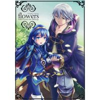 Doujinshi - Anthology - Fire Emblem Awakening / Lucina & Reflet (flowers ルフレ男×ルキナアンソロジー) / ACIDSEA+Chrono zero