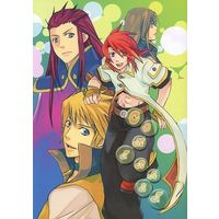 Doujinshi - Tales of the Abyss (contrast) / Yellow cherry