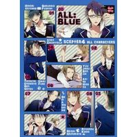 Doujinshi - K (K Project) / All Characters (K) (ALL:BLUE) / caffeine