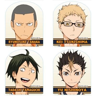 Trading Stickers - Haikyuu!! / All Characters(Haikyuu ...