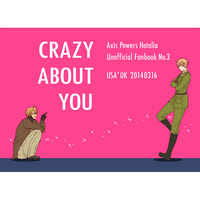 Doujinshi - Hetalia / America x United Kingdom (CRAZY ABOUT YOU) / 夜逃げ