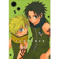 Doujinshi - Manga&Novel - NARUTO / Sasuke x Naruto (TOGETHER) / BASEMENT BOYS