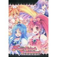 Doujinshi - Illustration book - HeartCatch PreCure! (HEARTCATCH COLLECTION!) / かるみ谷