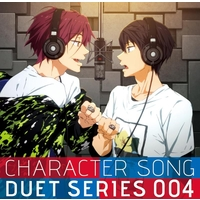 Character song - Drama CD - Free! (Iwatobi Swim Club) / Rin & Haruka