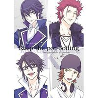 Doujinshi - K (K Project) / All Characters (K) (Keep the pot boiling)