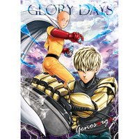 Doujinshi - One-Punch Man / Genos x Saitama (Glory Days) / Matango-honten