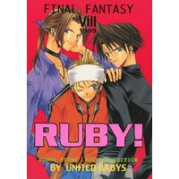 Doujinshi - Final Fantasy VIII / Squall Leonhart (RUNBY!) / UNITED BABYS