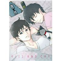 Doujinshi - Blue Exorcist / Rin x Yukio (KISS AND CRY) / liquid