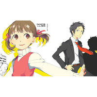 Doujinshi - Persona4 / Adachi & Nanako (DANCER in the BOX) / roji