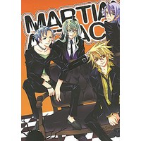 Doujinshi - Lucky Dog 1 / All Characters (MARTIAN ATTACK!!!) / sadistic+