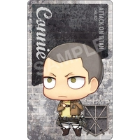 Card Stickers - Shingeki no Kyojin / Connie Springer