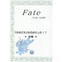 Doujinshi - Novel - Fate/stay night (Fate/stay night 『おめでた』なのはどっち!? 中編) / Hokkyokuken D Point