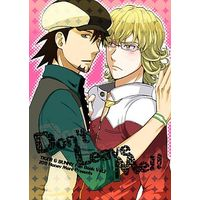 Doujinshi - TIGER & BUNNY / Kotetsu x Barnaby (Don't Leave Me!!) / Honey More