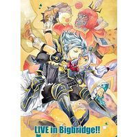 Doujinshi - Dissidia Final Fantasy / Warriors of Light & Gilgamesh & Prishe (LIVE in Bigbridge!!) / Mr.Hamlet