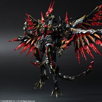 Action Figure - Final Fantasy Series / Bahamut (Final Fantasy)
