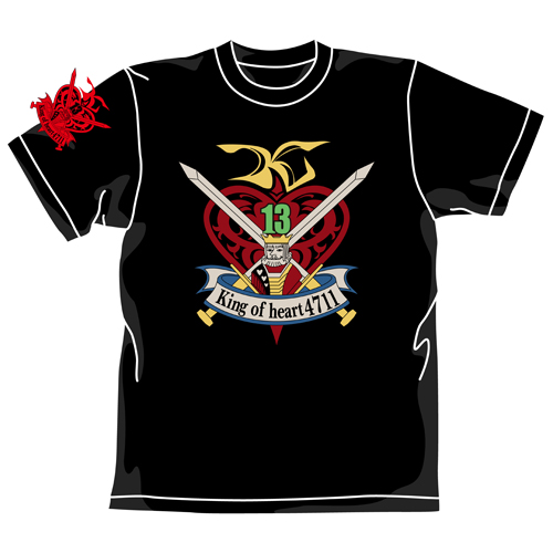 T-shirts - Mobile Fighter G Gundam Size-S