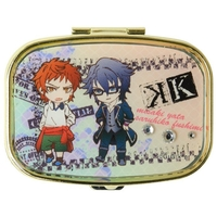 Mirror - Pill Case - K (K Project) / Misaki & Saruhiko