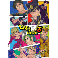 Doujinshi - All Series (Jojo) / Jyoutarou & Jonathan & Joseph & All Characters (Little by Little 3) / Virginia Room