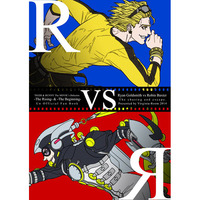 Doujinshi - TIGER & BUNNY / Robin Baxter & Ryan Goldsmith (RvsR) / Virginia Room