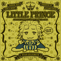 Doujinshi - TIGER & BUNNY / Kotetsu & Barnaby & Ryan Goldsmith (LITTLE PRINCE) / OFFLIMIT