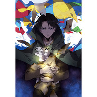 Doujinshi - Illustration book - Shingeki no Kyojin / Levi & All Characters (etude) / magnolia