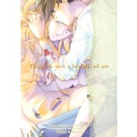 Doujinshi - Mobile Suit Gundam Wing / Relena Darlian x Heero Yuy (There is not abreath of air そよ吹く風もなく。) / RONNO & KALUS