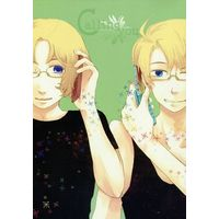 Doujinshi - Hetalia / United Kingdom x America & France x Canada (Calling you) / リコ