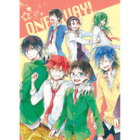 Doujinshi - Yowamushi Pedal (ONE-WAY!) / Tokeisou