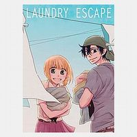 Doujinshi - Blue Exorcist / Rin x Shiemi (LAUNDRY ESCAPE) / BYPASS
