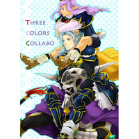 Doujinshi - Dissidia Final Fantasy / Warriors of Light & Garland & Prishe (THREE COLORS COLLABO) / Mr.Hamlet