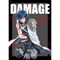 Doujinshi - Illustration book - DAMAGE / 灰神社