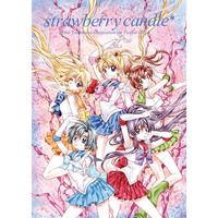 Doujinshi - Illustration book - K-ON! / Tsukino Usagi (Sailor Moon) (strawberry candle*) / Meguro Teikoku