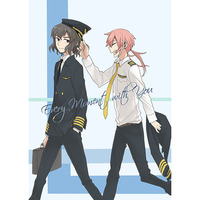Doujinshi - Novel - Inazuma Eleven GO / Shindou x Ranmaru (Every Moment with You) / Melodious Takt