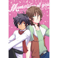 Doujinshi - Mobile Suit Gundam 00 / Setsuna F. Seiei x Lockon Stratos (Memories of you) / G.P.