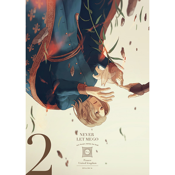 Doujinshi - Hetalia / France x United Kingdom (NEVER LET ME GO 2) / Fiz