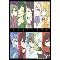 Doujinshi - Illustration book - Kagerou Project / All Characters & Mary (heat haze) / LUINS