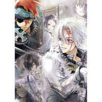 Doujinshi - Illustration book - D.Gray-man / Kanda Yuu & Lavi & Allen Walker & All Characters (ラビたんひいきのでぐれ本:0) / アクヨメ
