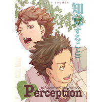 Doujinshi - Haikyuu!! / Oikawa x Iwaizumi (Perception) / 自堕落王