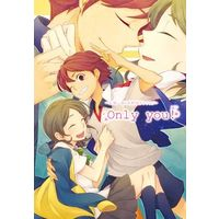 Doujinshi - Anthology - Inazuma Eleven / Kita Ichiban x Nishinosora Yoichi (Only you ! 一之瀬一哉×木野秋アンソロジー) / star☆cherish